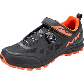 Northwave Corsair Schoenen Heren, black/orange